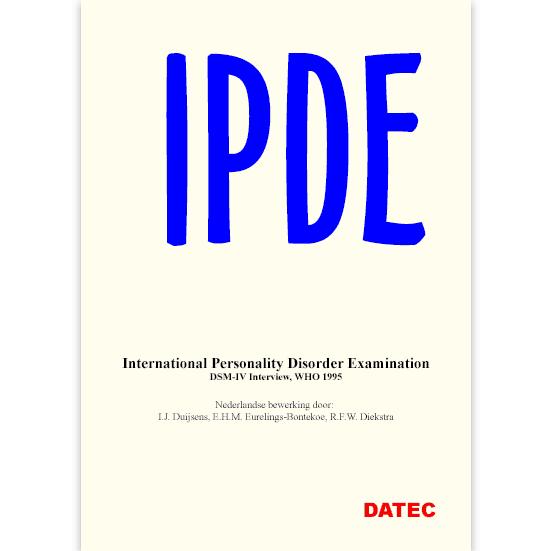 IPDE Handleiding