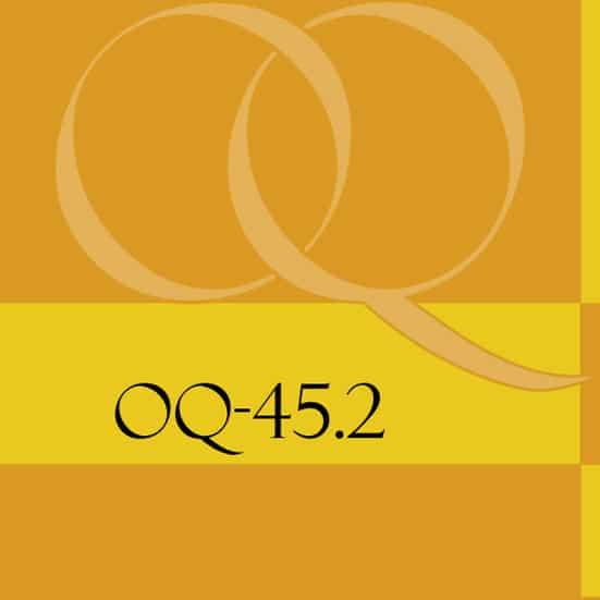 OQ-45 Vragenlijst