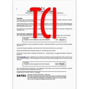 TCI handscore
