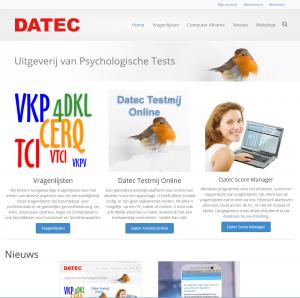Nieuwe website Datec